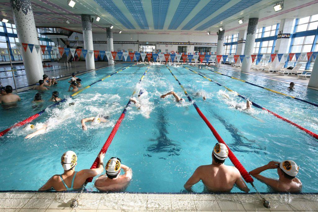Oferta de empleo de monitor de natación