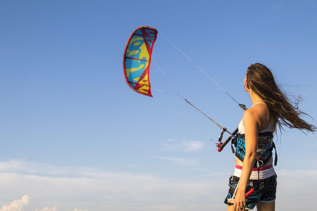 monitor escuela de kitesurf