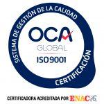 certificado de calidad