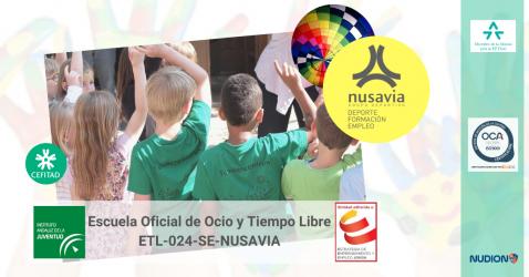 Escuela Oficial de Ocio y Tiempo Libre ETL-024-SE-NUSAVIA